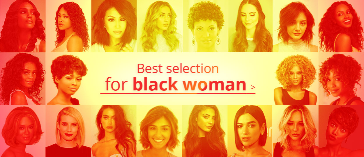 Best selection for black woman >