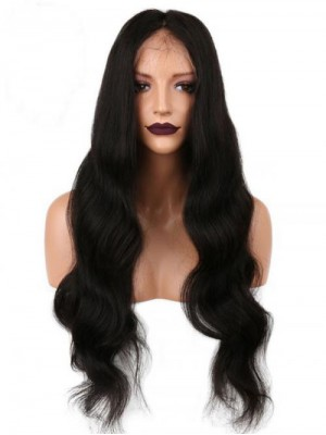 Long Wavy 360 Lace Frontal Wig