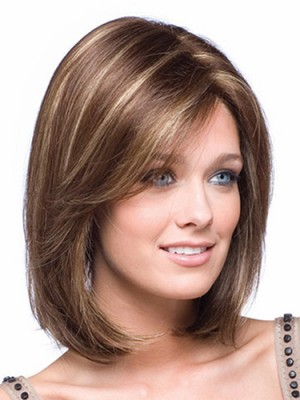 Chic Bob Capless Synthetic Wig