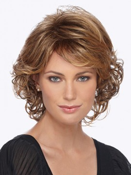 Elegant High Quality Wavy Capless Synthetic Wig