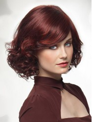 Top Quality Wavy Layered Synthetic Wig