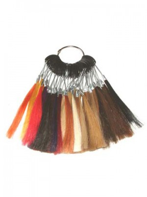 Human Hair Colour Ring
