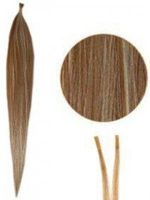 Mixed Silky Straight Stick/I Tip Extensions