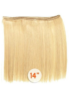 "14"" Straight Synthetic Weft Extension"