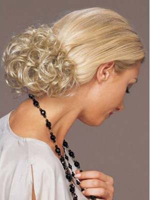 Clip-It Curly Hairpiece
