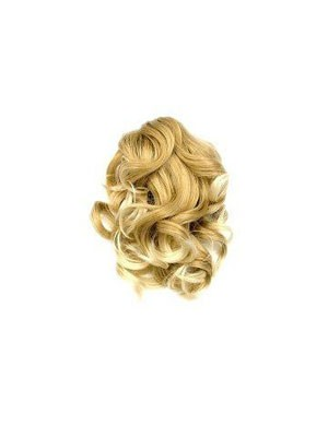 Charming Claw Clip Ponytails