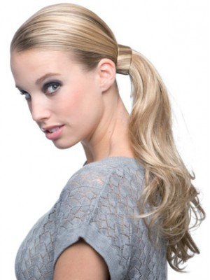 "12"" Shag Wavy Synthetic Ponytail"