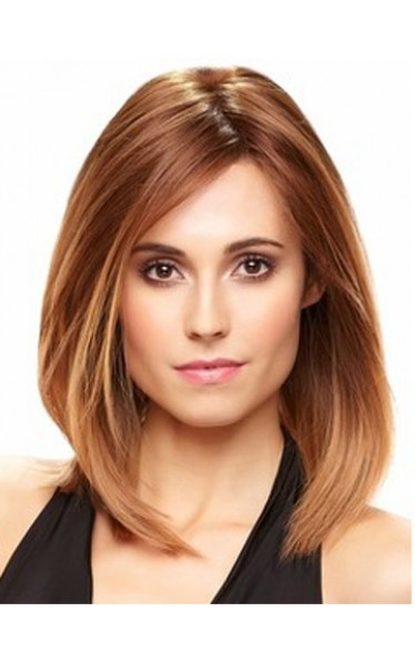 Remy Hair Lace Front Bob Style Wig