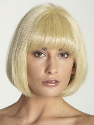 Classic Bob Style Full Lace Human Hair Wig