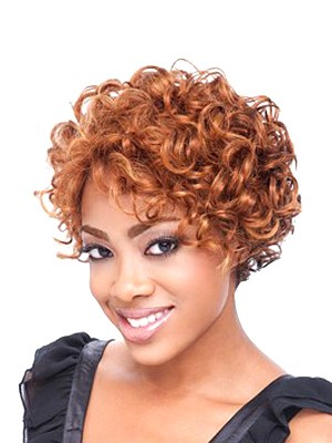 Shoulder Silky Style Lace Front Wig