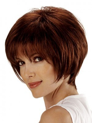 Bob Style Striking Short Cut Wig