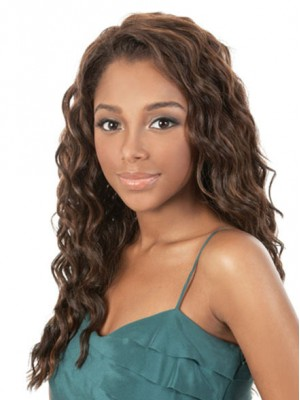 Long Loose Wavy Synthetic Wig