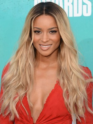 Ancient Long Wavy African American Full Lace Wigs for Women