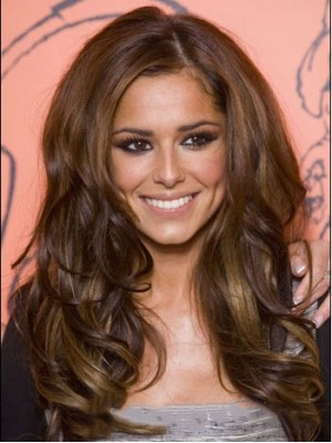 Grand Long Curly African American Full Lace Wigs for Women