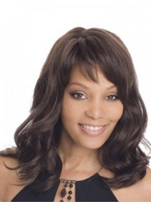 Long Wavy High Quality Synthetic Wig