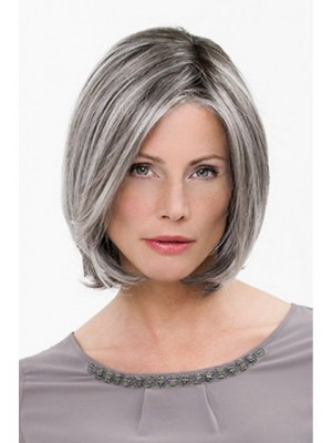 Bob Lace Front Straight Synthetic Wig