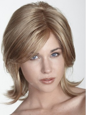 Synthetic Fashion Lace Front Wig