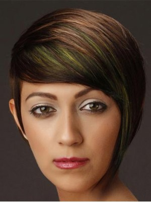 Anne Sweeney Hairstyle Short Straight Capless Wig