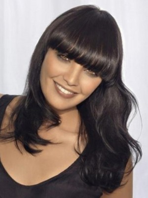 Chic Capless Synthetic Wig Long Wavy Wig