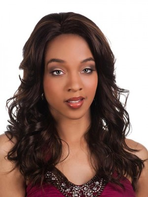 Lovely Synthetic Lace Front Wig