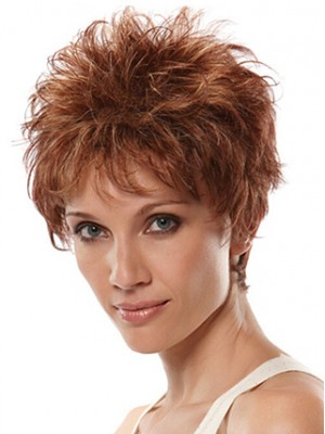 New In Synthetic Short Wig