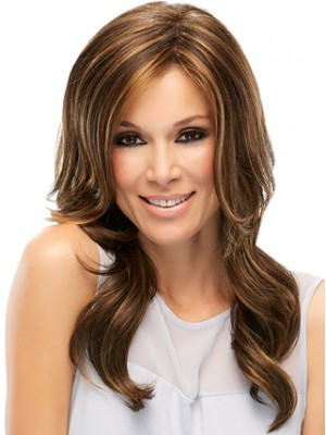 Long Lace Front Wavy Wig