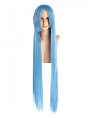 Zory Long Blue Wig Cosplay