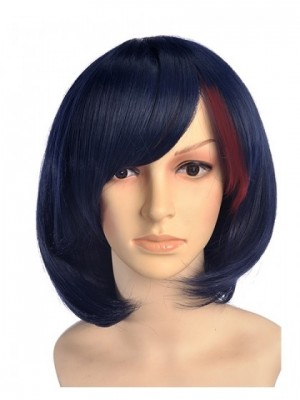 Sibe Short Blue Wig Cosplay