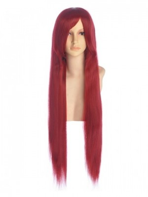 Alon Long Red Wig Cosplay