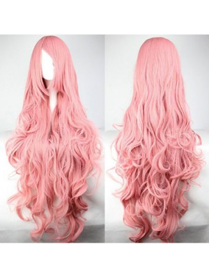 Long Curly Charming Cosplay Wig