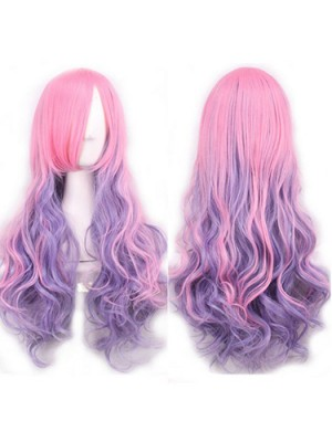 Long Synthetic Lolita Style Cosplay Wig