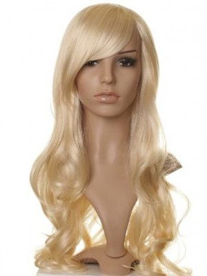 "26"" Reese Witherspoon Wavy Wig"