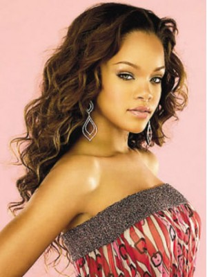 Rihanna Custom Full Lace Wigs