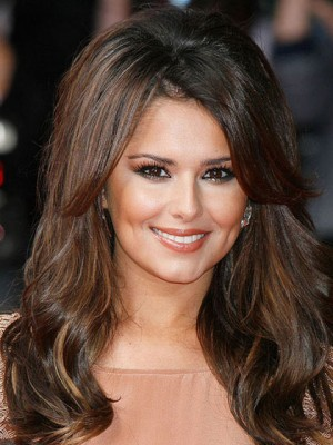 Cheryl Cole Human Hair Lace Wig
