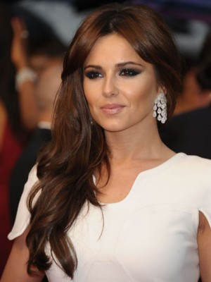 100% Remy Human Hair Cheryl Cole Wig