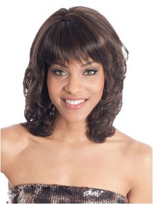 Bonita Medium Length Body Curly Wig