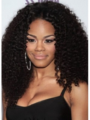 Black Women Natural Curly Hair Wig