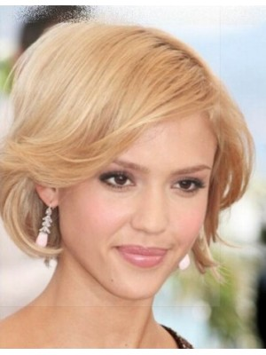 Jessica Alba Short Haircut Wig Latest