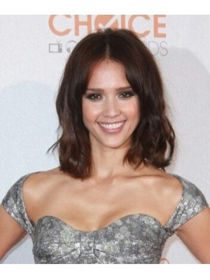 Jessica Alba New Bob Haircut Wig