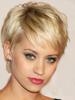 Most Popular Short Straight Full Lace Remy Human Hair Wig