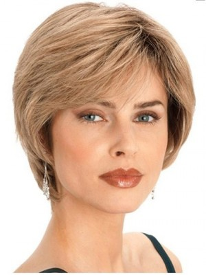 New Style Capless Human Hair Wig
