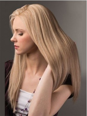Top Quality Remy Human Hair Straight Lace Front Wig
