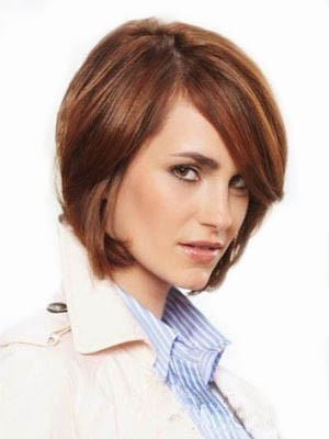 Affordable Lace Front Straight Remy Human Hair Wig