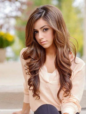 Brilliant Lace Front Wavy Remy Human Hair Wig