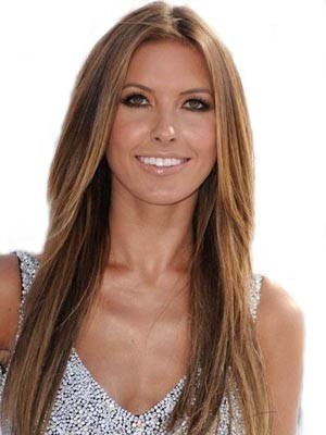Dazzling Lace Front Human Hair Wig