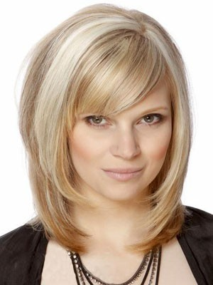 Attractive Silky Straight Capless Remy Human Hair Wig