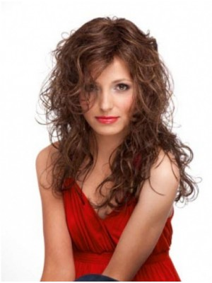 Comfortable Hand-tied Remy Human Hair Cancer Wigs