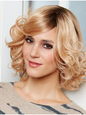 10 Chin Length Wavy Hairstyles Human Hair Wigs
