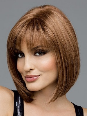 Hand-Tied Full Lace Bob Wig