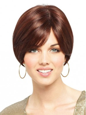 Synthetic Full Lace Bob Wig